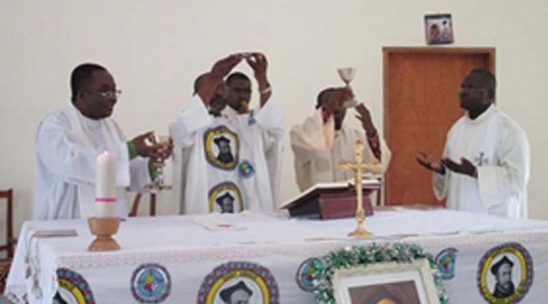 Messe au noviciat