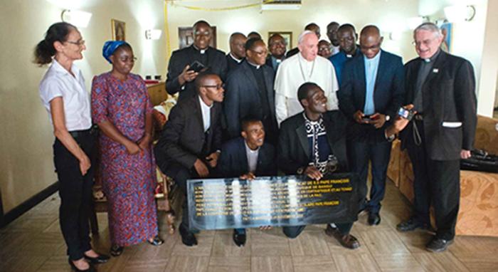 Et le Pape François arriva enfin en République Centrafricaine