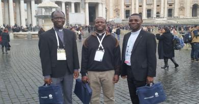 Rencontre sur l'éducation Rome 2016