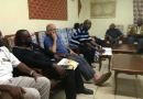 Yaoundé: Rencontre avec le délégué du Provincial pour la partie ouest