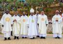 Ile de Madagascar : Ordination sacerdotale de trois jésuites