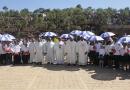 Madagascar:Profession solennelle de cinq jésuites à Ambiatibé