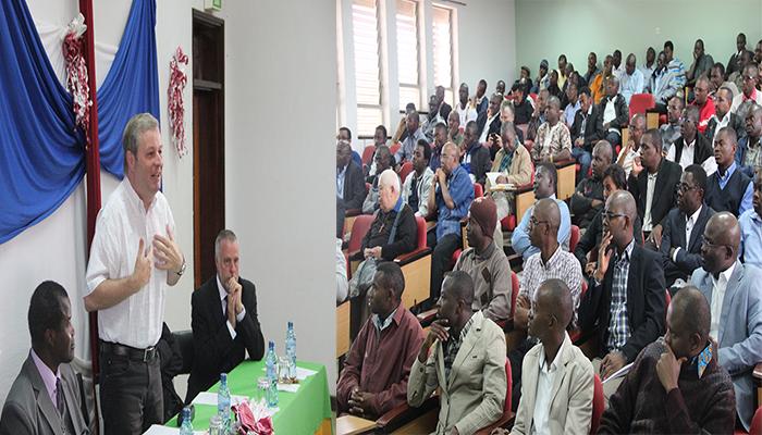 Kenya:Les Jésuites lancent l'année académique à Hekima College