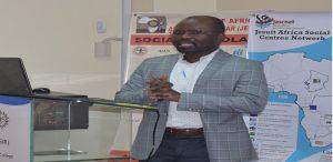 P.Toussaint Kafharire, SJ