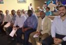 Madrid: réception des ministères