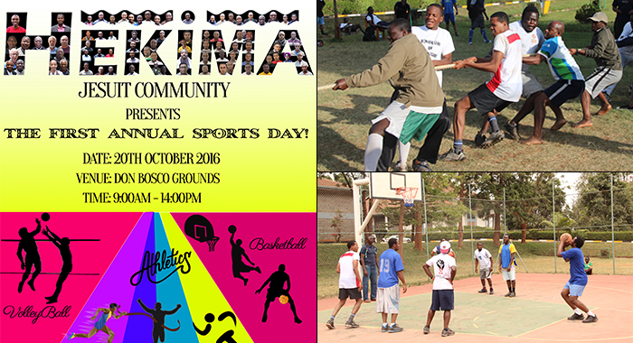 Hekima Jesuits Sport