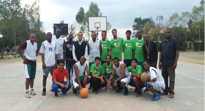 Jesuites et Carmes Basket-ball
