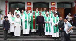 Asie Journée des vocations