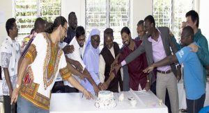 Célébration des directeurs spirituels
