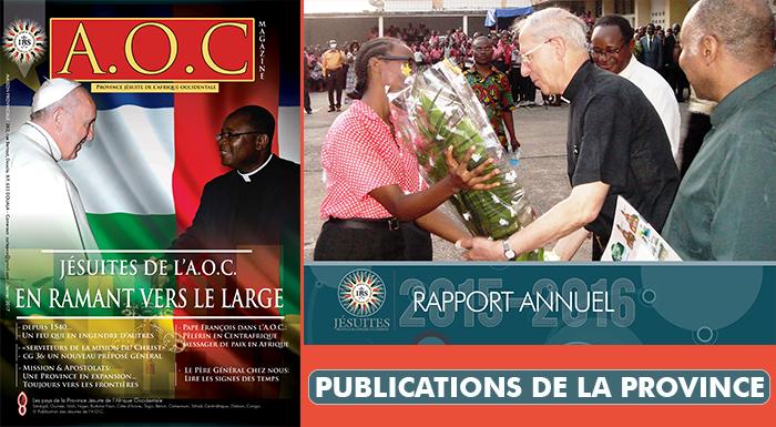 Publications de l'A.O.C.