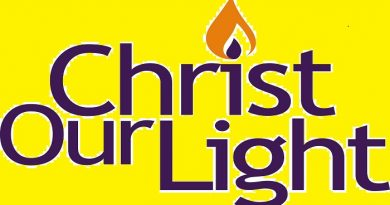 CHRIST OUR LIGHT Fr Sumani SJ