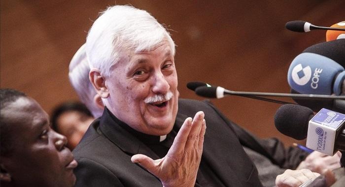 Père Arturo Sosa SJ