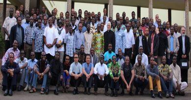 Visite du père Arturo Sosa à Hekima (Nairobi-Kenya)