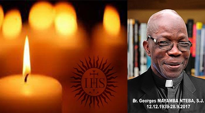 Frère Georges Mayamba Nteba SJ