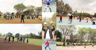 Hekima Jesuit Community presents the second annual sports days