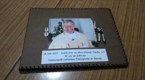 Père Etienne Triaille, SJ