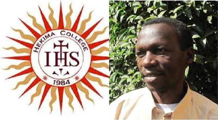 Father Deogratias Rwezaura SJ
