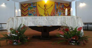 Toussaint Chapelle Hekima