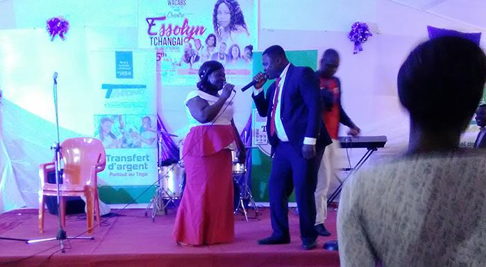 Concert de charité au Centre Culturel Loyola de Lomé