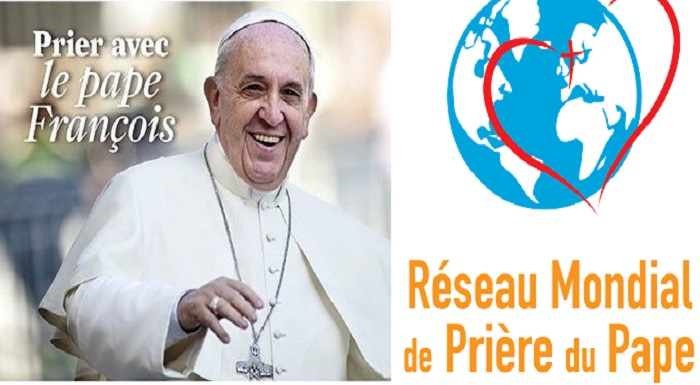 Prier avec le Pape et l'AP