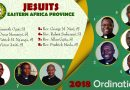 Eastern Africa Jesuit Province gives thanks to the 8 new priests