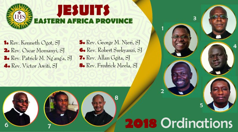 Ordination Jesuits Eastern Africa