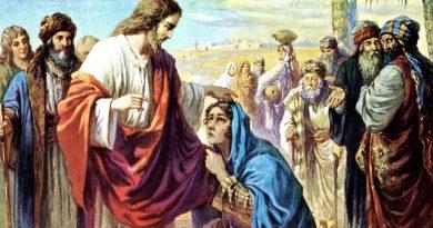 Jésus et la restauration de la dignité de la femme