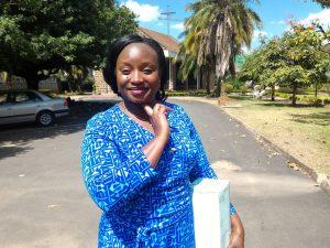 Ms Divinah Nyarea