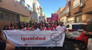 Marche Fey Alegria à Madrid