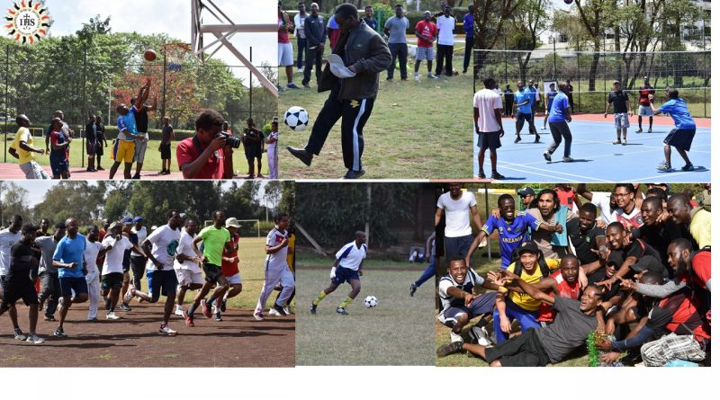 Hekima College: Jesuits and the third Community Sports Day