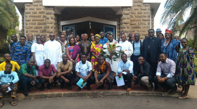 Prayer for peace for Cameroon in Kenya