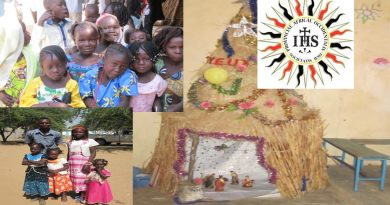 Noël au Tchad Mongo à Ati et Dadouar
