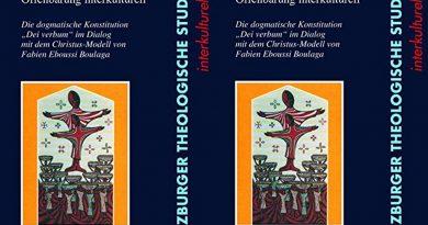 L'interculturalité de la révélation…d'Eboussi Boulaga. (P. Rodrigue Naortangar SJ)