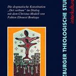 L'interculturalité de la révélation: La Constitution dogmatique Dei Verbum en dialogue avec le modèle christique d'Eboussi Boulaga.