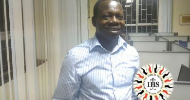 père Jean Messingué SJ fondateur à l'ITCJ