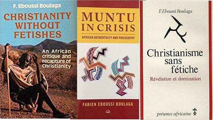 Fabien Eboussi Boulaga Books