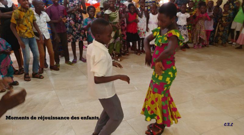 Togo: Célébration de la Noël dans les Centres Sociaux Loyola
