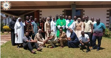Consecrated Life Cameroon Religious in Kenya
