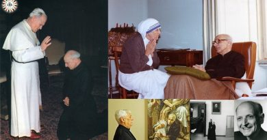 Fr Pedro Arrupe SJ Servant of God