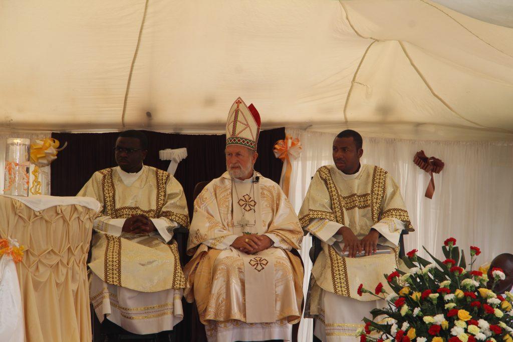 Mgr Virgilio Pante
