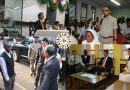 A surprise at Hekima: the visit of President Andry Rajoelina
