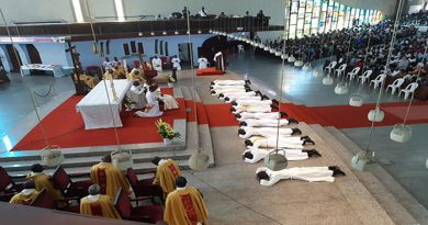Ordination Abidjan