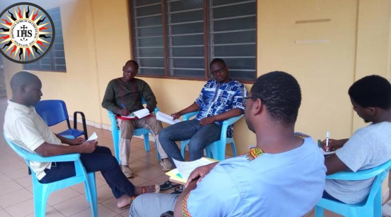 Symposium des scolastiques sur la formation des jésuites en Afrique