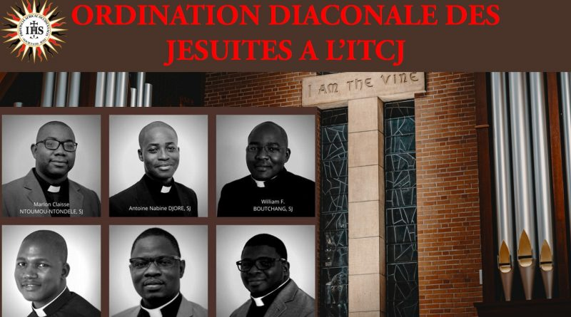 ordination diaconale itcj
