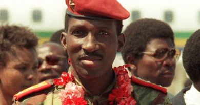De la justesse de la révolution de Thomas Sankara