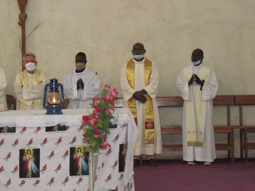 le Père Tsayem Dongmo