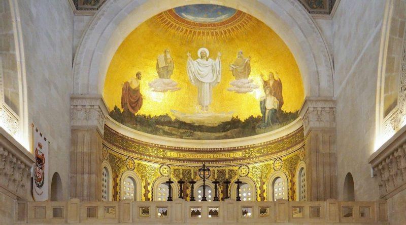 Méditation de la Transfiguration de notre Seigneur Jésus-Christ