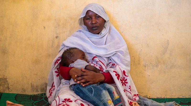 Au Tchad, le JRS crée des crèches dans les centres éducatifs afin d'assurer un avenir pour les mamans