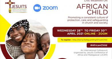 African Child: Promoting a Consistent Culture of Protection, Care, and Safeguarding in Church and Society