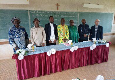 Cameroun : Soutenances de trois scolastiques